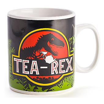 Tea Rex Giant Mug