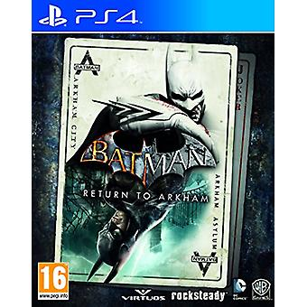 Batman Return to Arkham - New