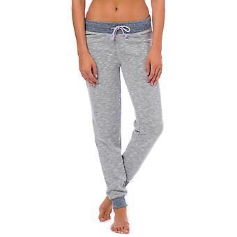 Animal Grizzly Sweat Pants in Ink Blue Marl