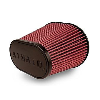 Airaid 721-472 Universal Clamp-On Air Filter: ovale affusolata; 6 pollici (152 mm) flangia ID; 9 in (229 mm) altezza; 10.75 in x 7.