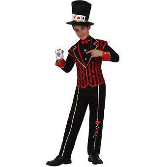 Kinder Kostüme Poker Kostüm