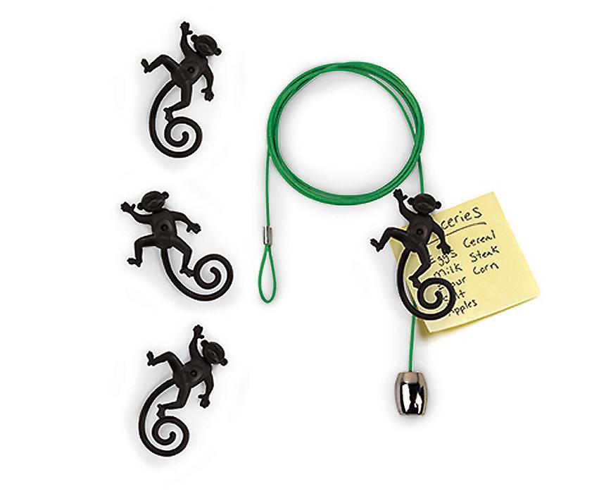 Magnetische Monkey Kabel Foto oder Kartenhalter