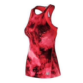 ニュー バランス出力予測タンク WT73141VCO 普遍的なすべての年の女性 t シャツ