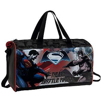 Batman vs Superman viaje Duffel y gimnasio