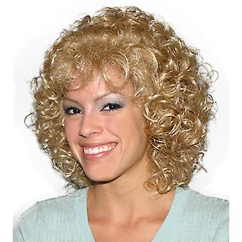 Fashion women short curly Sabrina wig