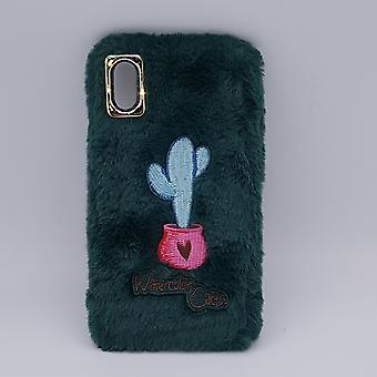 weiche flauschige – Wasser – Case für IPhone Colorcactus 7