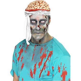 Smiffy's Bandage Brain Hat