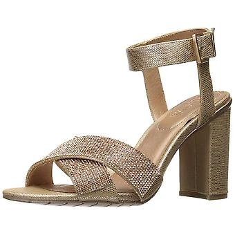 Kenneth Cole Reaction Womens Crash Jewel Open Toe Special Occasion Ankle Strap Sandals