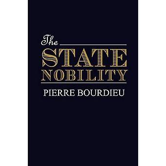 La nobiltà di stato - scuole di Elite nel campo di potenza da Pierre Bou