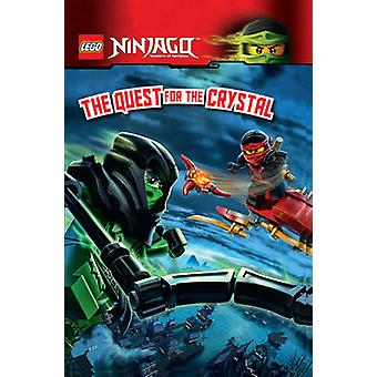The Quest for the Crystal - 14 by Scholastic - 9781407162232 Book
