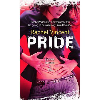 Trots (bibliotheek ed) door Rachel Vincent - 9780778303534 boek