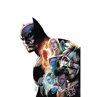 Justice League of America The Road to Rebirth TP (Rebirth) by Steve O