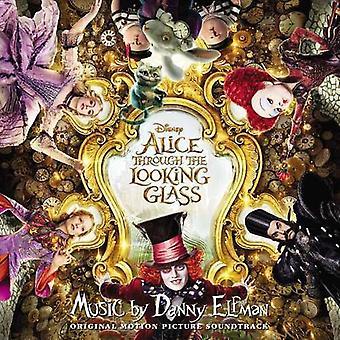 Soundtrack - Alice: gjennom L [DVD] USA import