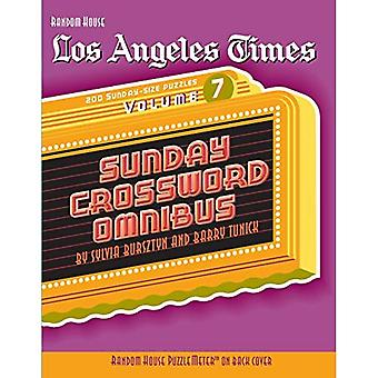 Los Angeles Times zondag kruiswoordraadsel Omnibus, Volume 7