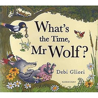 Quel est le temps, M. Wolf?