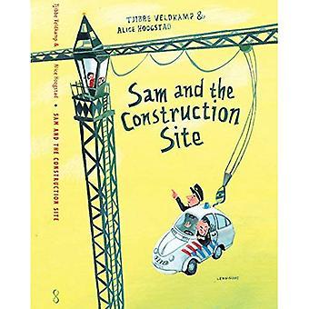 Sam en de bouwplaats