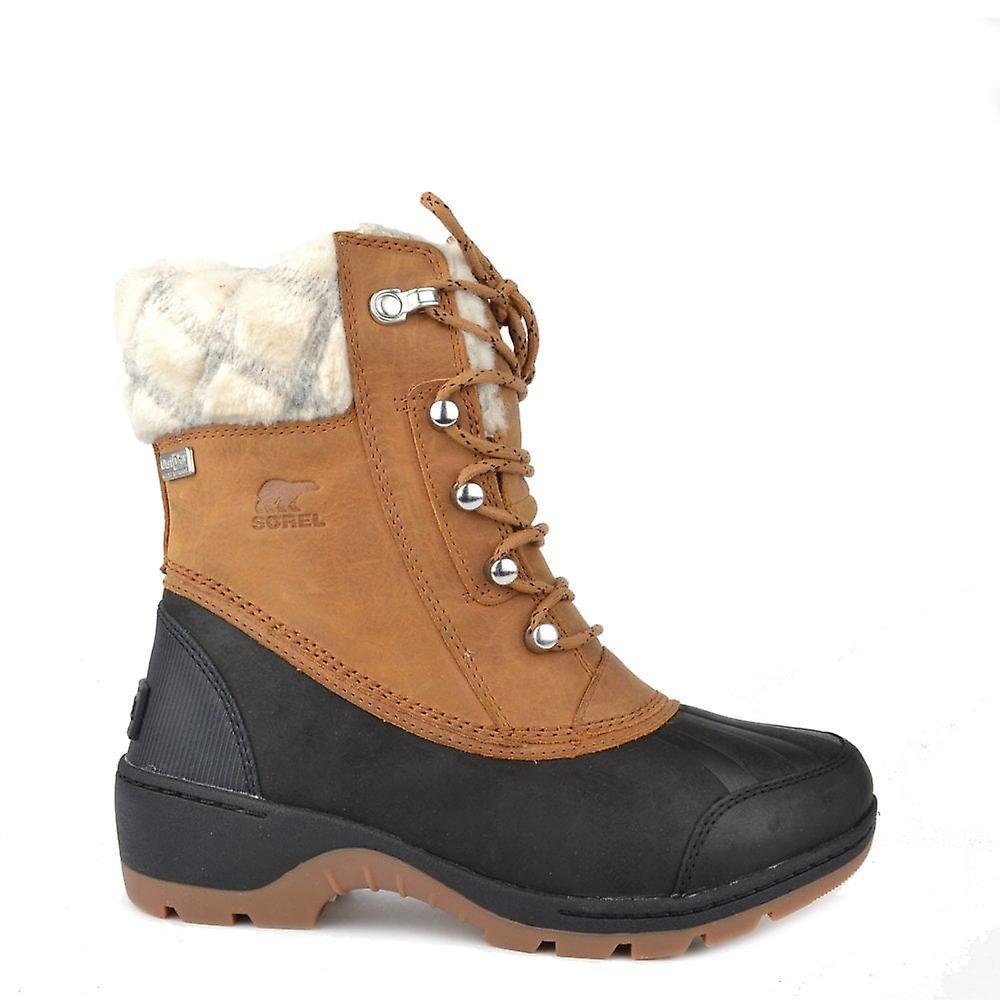 Sorel Whistler Mid Camel Brown Boot 500cC