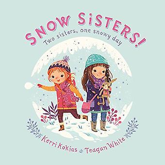Snö systrar!
