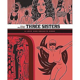 Drei Schwestern: Die Liebe und Raketen Bibliothek 14: Liebe und Raketen Bibliothek Bd. 14