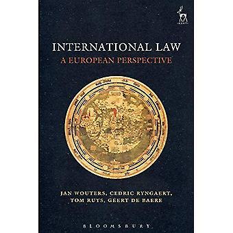 Internationell rätt: Ett europeiskt perspektiv