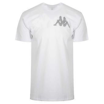 Kappa weiß authentische Batir T-Shirt