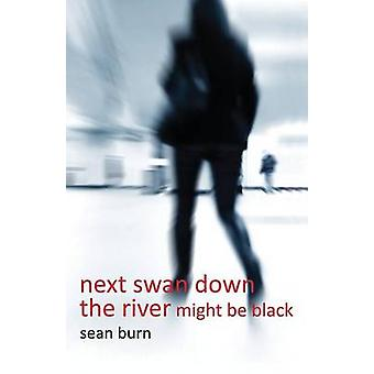 Next Swan Down the River Might Be Black by BURN & SEAN