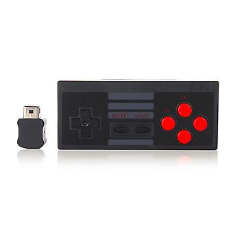 Wireless Turbo Game Control for NES Mini Classic-Black