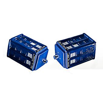 Doctor Who Tardis Salt & Pepper Set