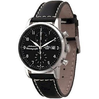 Zeno-watch mens watch Magellano Cronografo Bicompax 6069BVD-c1