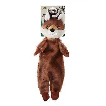 Interpet Limited Petlove Furzz Plus Fox Dog Toy