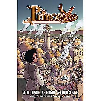 Princeless Volume 7: Find Yourself