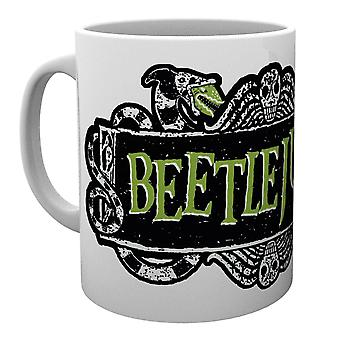 Beetlejuice Logo Ceramic Coffee Mug