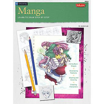 Drawing - Manga - Learn to Draw by Jeannie Lee - 9781600581939 Book