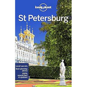 Lonely Planet St Petersburg by Lonely Planet - 9781786573650 Book