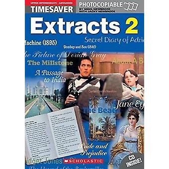 Photocopiable Extracts - No. 2 by Nigel Newbrook - 9781900702225 Book