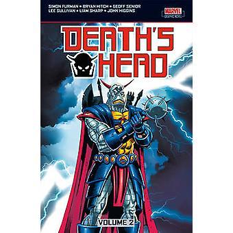 Death's Head - v. 2 by Simon Furman - Walter Simonson - Steve Parkhous