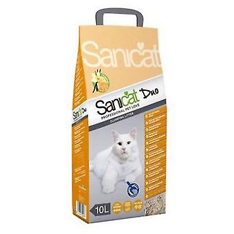 Sanicat Duo Cat Litter (en anglais)