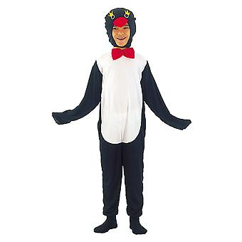 Bristol Novelty Childrens/Kids Penguin Costume