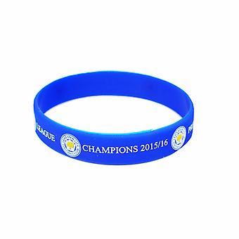 レスター ・ シティ FC 公式チャンピオン リストバンド