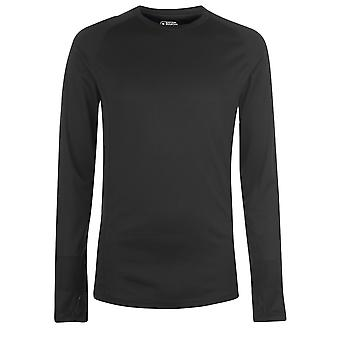 Eastern Mountain Sports Mens Mid weight Base Layer Sweater Blouse Baselayer (en anglais)