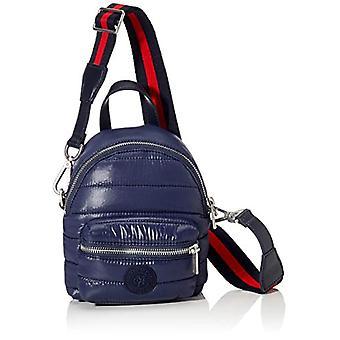 Marc OPolo 90718313301550 Blue Women's shoulder bag (Blue (true navy 884)) 9x22x20 cm (B x H x T)