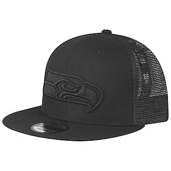 New Era 9Fifty Mesh Snapback Cap - NFL Seattle Seahawks