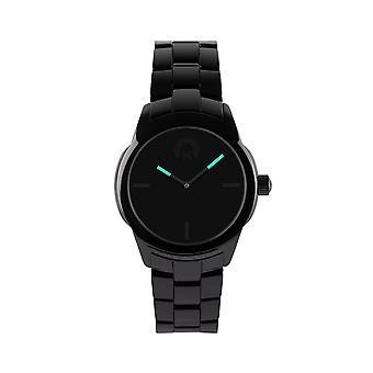 KRAFTWORXS Women's Watch horloge volle maan keramische FML 1BM