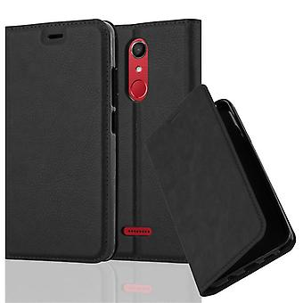 Cadorabo Case for WIKO UPULSE Case Cover - Phone Case with Magnetic Closure, Stand Function and Card Compartment - Case Cover Case Case Case Case Book Folding Style
