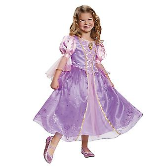 Rapunzel Costume for toddlers and children