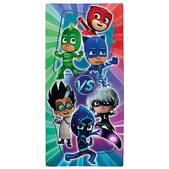 PJ Masks Heroes Vs Villains Towel