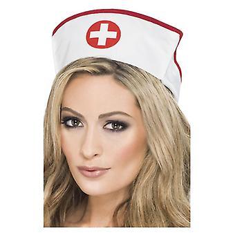 Sombrero disfraces accesorios de la mujer enfermera