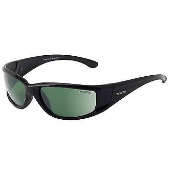 Dirty Dog Banger slnečné okuliare-čierna