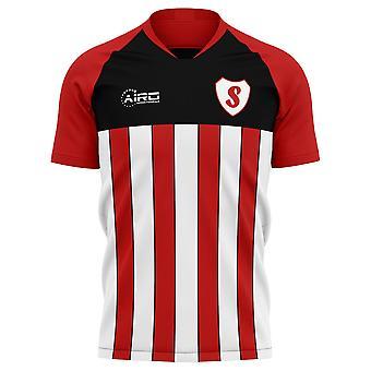 2019-2020 Southampton Home Concept Football Camicia