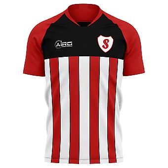 2019-2020 Southampton Home Concept fodboldtrøje